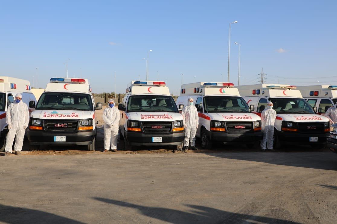 وزارة الصحة تطمئن المواطنين بجهوزية ملاكاتها لاستقبال المصابين وتخصص أرقام ساخنة تعمل على مدار الساعة